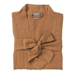 Buy Women's linen dressing gown in NZ New Zealand.