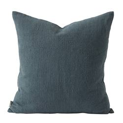 Linen cotton cushion cover