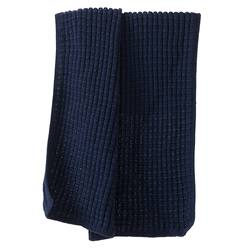Buy Wool waffle knit throw in NZ New Zealand.