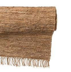 Buy Plaited jute rug 240cm long in NZ New Zealand.