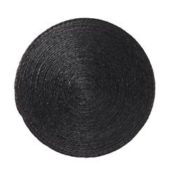 Buy Woven placemat black in NZ New Zealand.
