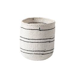 Buy Kiondo stripe basket small in NZ New Zealand.