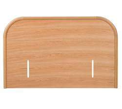 Buy Solid oak bedhead natural in NZ New Zealand.