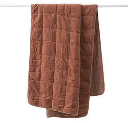 Buy Velvet quilted throw jam in NZ New Zealand.