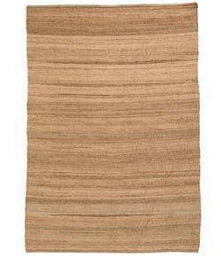 Buy Natural jute rug 240cm long in NZ New Zealand.