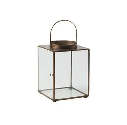 Buy Antique brass lantern small in NZ New Zealand.
