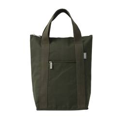 Wine cooler bag moss green