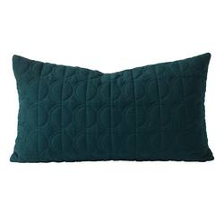 Buy quilted linen cushion cover in NZ New Zealand.