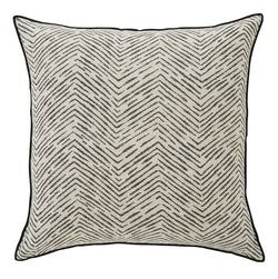Carillo linen print cushion cover