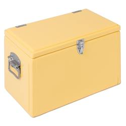 Enamel chilly bin lemon
