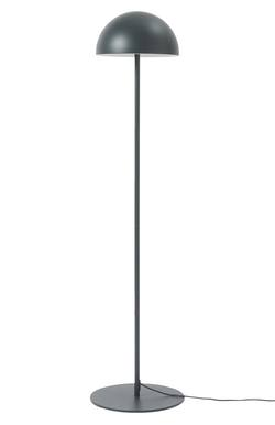 Dome floor lamp charcoal