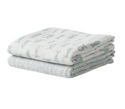 Buy Baby organic cotton muslin wrap in NZ New Zealand.