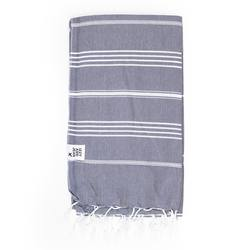 Classic Turkish towel grey