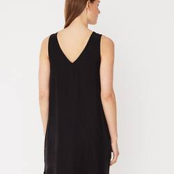 Assembly Label contrast dress black