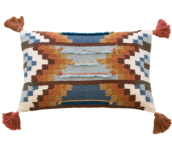 Cusco cotton cushion