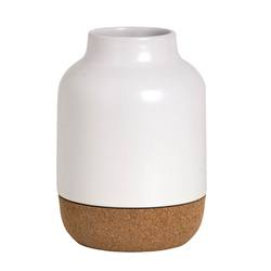 Buy ceramic & cork vase in NZ New Zealand.