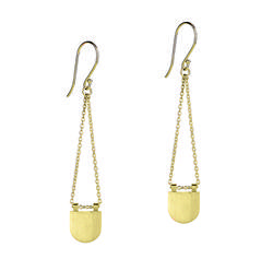 Buy Linda Tahija Eclipse drop earrings in NZ New Zealand.