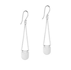 Linda Tahija Eclipse drop earrings