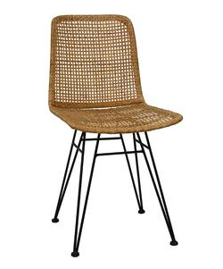Buy Rattan tripod dining chair in NZ New Zealand.