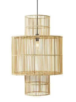 Buy Tiered rattan shade in NZ New Zealand.