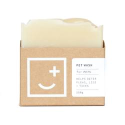 Pet wash soap NZ made