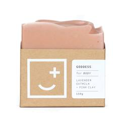 Buy Goddess NZ made body soap in NZ New Zealand.
