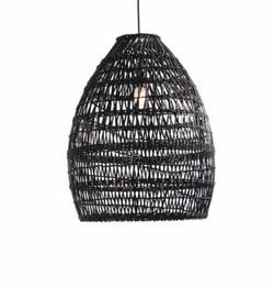 Buy Firth rattan shade black small in NZ New Zealand.