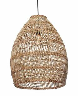 Buy Firth rattan shade natural large in NZ New Zealand.