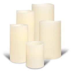 Buy Flameless LED wax candle in NZ New Zealand.