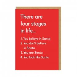 Buy Four stages in life card in NZ New Zealand.