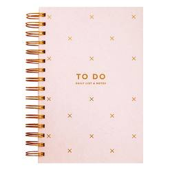 Buy 'To Do' Daily list & notes book in NZ New Zealand.