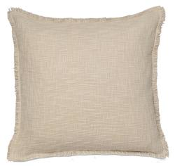 Buy fringed cotton cushion cover in NZ New Zealand.