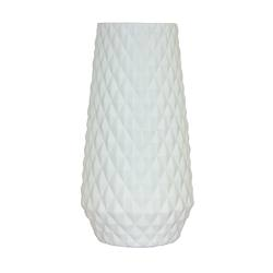 Buy Lattice ceramic table lamp 25cm in NZ New Zealand.