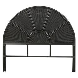 Buy Rattan arch bedhead queen in NZ New Zealand.
