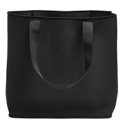 Neoprene go-to everyday bag black