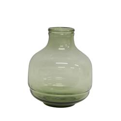 Buy Rounded glass vase in NZ New Zealand.