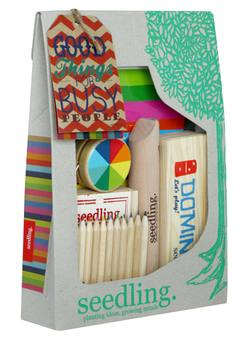 Buy Seedling Good Things for Busy People kit in NZ New Zealand.