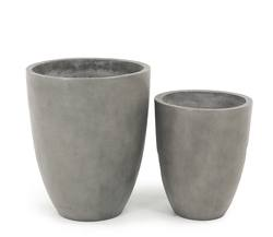 Buy Concrete planters in NZ New Zealand.
