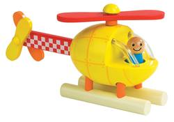 Buy Magnetic wooden toy helicopter in NZ New Zealand.