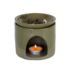 NZ made earthenware oil burner