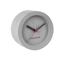 Karlsson Tom concrete alarm clock