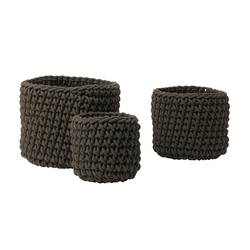 Buy Knitted storage basket in NZ New Zealand.