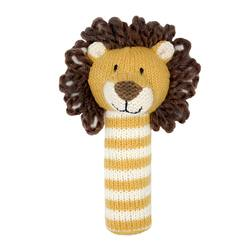 Buy Fabric lion rattle in NZ New Zealand.