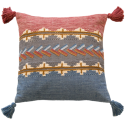 Lima cotton cushion