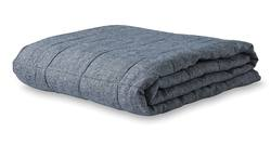 Buy Linen quilted blanket in NZ New Zealand.