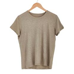 Essential linen tee soybean