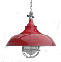 Buy Enamel loft light in NZ New Zealand.