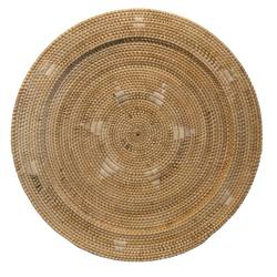 Buy Large Lombok cane tray in NZ New Zealand.