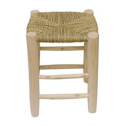 Buy Moroccan woven stool small in NZ New Zealand.