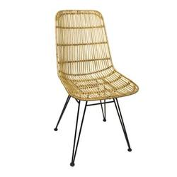 Buy Woven rattan dining chair in NZ New Zealand.